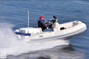 Used Nautica 15 Diesel I/O RIB Inflatable Boat For Sale
