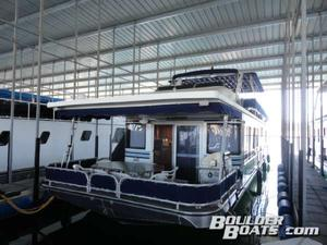 Used Sumerset 65' X 16' Houseboat House Boat For Sale