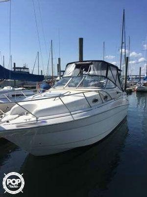 Used Larson Cabrio 240 Mid Cabin Express Cruiser Boat For Sale
