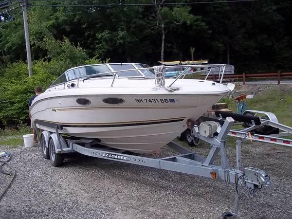 Used Sea Ray 230 Select Cuddy Cabin Boat For Sale
