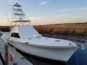 Used Ocean Yachts 55 Super Sport Cruiser Boat For Sale