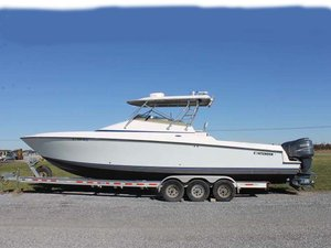 Used Contender Fish Around Sports Fishing Boat For Sale
