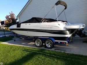 Used Ebbtide 2200 SS Fun Cruiser DC Deck Boat For Sale