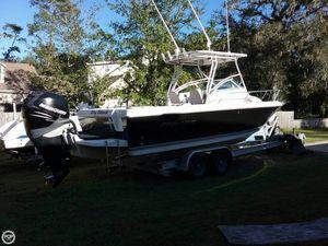Used Pro-Line 25 Walk Around Walkaround Fishing Boat For Sale