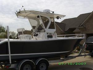 Used Sportcraft 24 Seastrike Center Console Fishing Boat For Sale