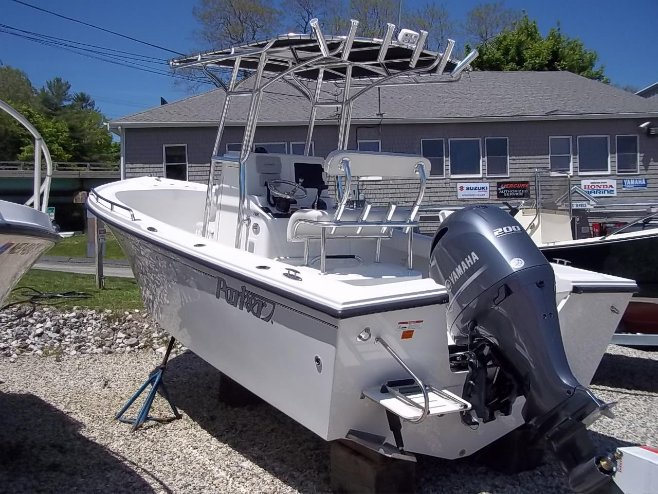 2014 new parker 2100 center console center console fishing for Center console fishing boats for sale