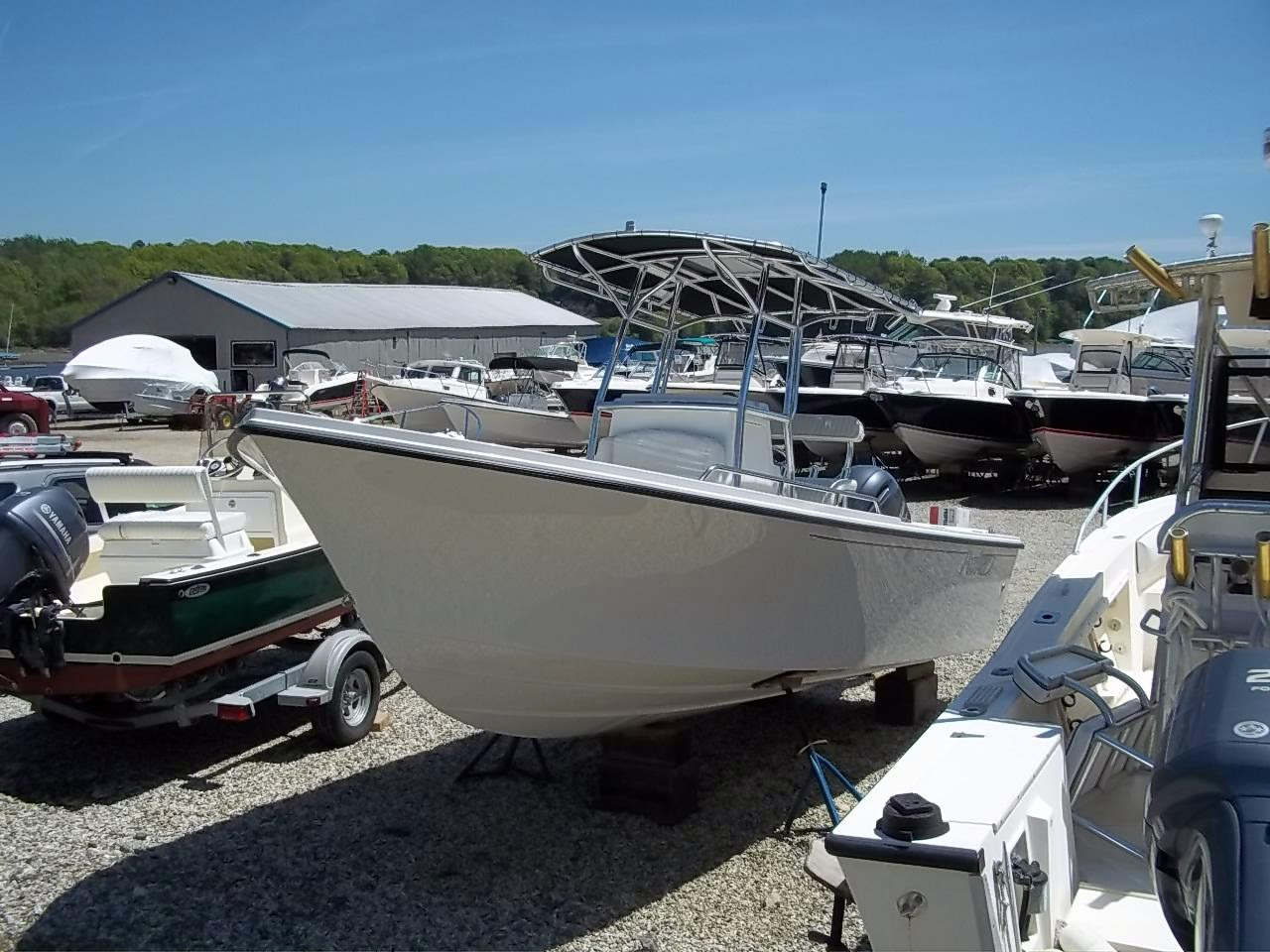 2014 new parker 2100 center console center console fishing for Fishing boat dealers near me