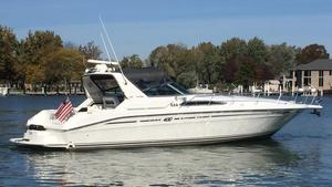 Used Sea Ray 400 Express Cruiser400 Express Cruiser Boat For Sale