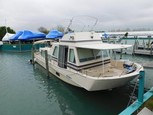 Used Holiday Mansion 420 Aqua Home House Boat For Sale