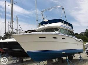 Used Sea Ray SRV300 Sedan Bridge Sports Fishing Boat For Sale