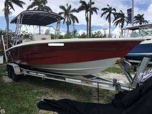 Used Eoa 26 Center Console Fishing Boat For Sale