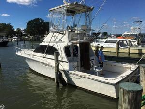 Used Luhrs Tournament 350 Custom Sports Fishing Boat For Sale