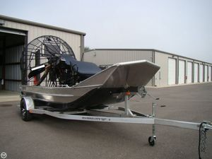 Used Custom 14 Airboat Air Boat For Sale