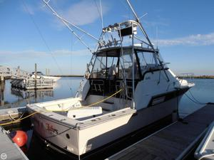 Used Luhrs Express 34 Sports Fishing Boat For Sale