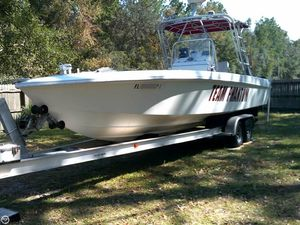 Used Phantom 28 Fish Center Console Fishing Boat For Sale