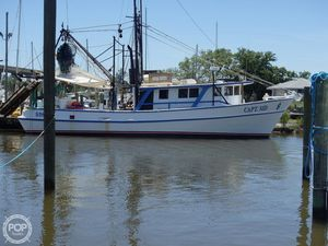Used Landry 52 Commercial Boat For Sale