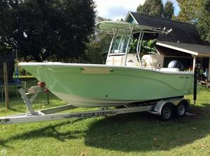 Used Sea Fox 226 Commander Center Console Fishing Boat For Sale