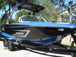 Used Mb Sports F22 Tomcat Ski and Wakeboard Boat For Sale