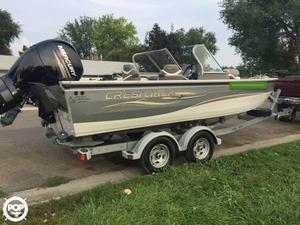 Used Crestliner Tournament 202 Runabout Boat For Sale