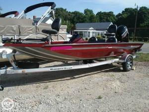 Used Ranger Boats RT-188 Bass Boat For Sale