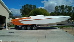 Used Sleekcraft 30 Heritage High Performance Boat For Sale