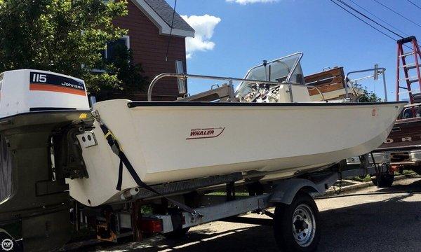 Used Boston Whaler Montauk Bay Boat For Sale