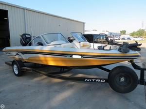 Used Nitro 189 Sport Bass Boat For Sale