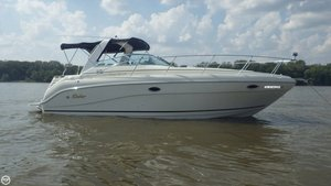 Used Rinker 310 Fiesta Vee Express Cruiser Boat For Sale