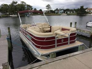Used Sweetwater 22 Coastal Pontoon Boat For Sale