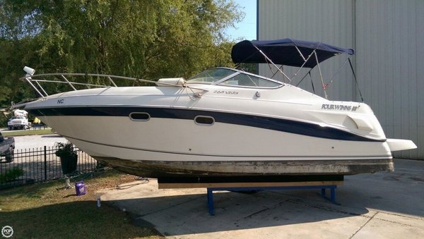 Used Four Winns 268 Vista Cruiser Express Cruiser Boat For Sale