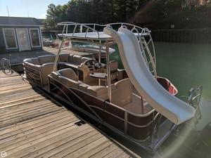 Used Sweetwater SWPE 240 SDP3 Pontoon Boat For Sale