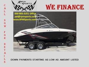 Used Yamaha Boats AR210AR210 Runabout Boat For Sale