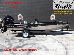 Used Tracker PROTEAM Freshwater Fishing Boat For Sale