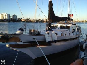 Used Ta Chiao 42 Ketch Sailboat For Sale