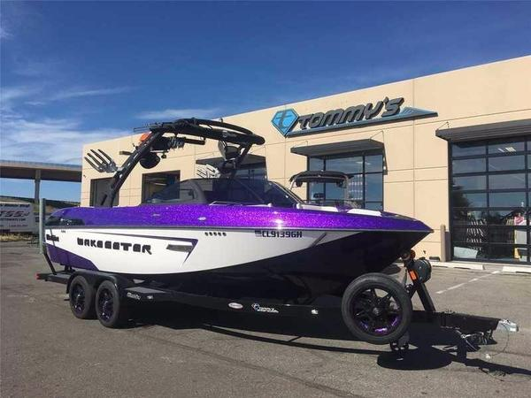 Used Malibu 23 LSV Ski and Wakeboard Boat For Sale