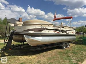 Used Sun Tracker Party Barge 25 Regency Pontoon Boat For Sale
