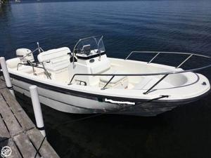 Used Boston Whaler 160 Dauntless Center Console Fishing Boat For Sale
