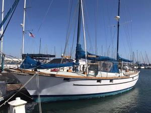 Used Wellington 47 Cruiser Sailboat For Sale