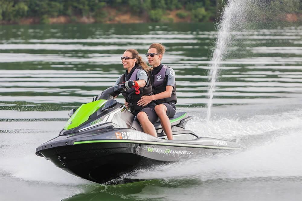 2018 new yamaha waverunner ex deluxeex deluxe other boat for Yamaha ex waverunner