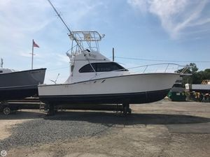 Used Luhrs 320 Tournament Sports Fishing Boat For Sale