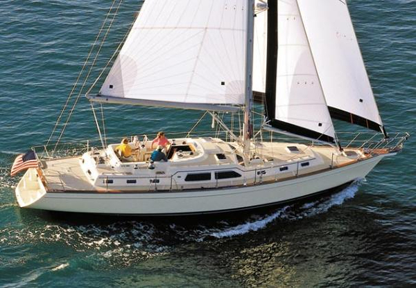 New Island Packet 485 Cruiser Sailboat For Sale