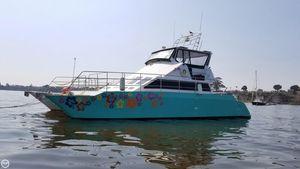 Used Ocean Cat Ocean 53 Catamaran Passenger Boat For Sale