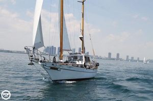 Used Yankee Clipper Yawl Sailboat For Sale