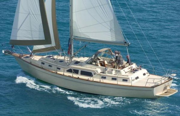 New Island Packet 465 Cruiser Sailboat For Sale