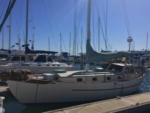 Used Tayana 37 Pilothouse Cutter Sailboat For Sale
