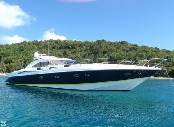 Used Sunseeker Predator 58 Express Cruiser Boat For Sale