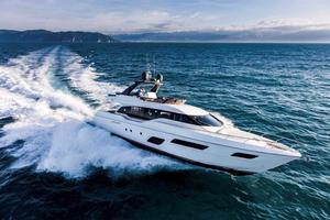 New Ferretti Yachts 700 Motor Yacht For Sale