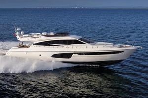 New Ferretti Yachts 650 Motor Yacht For Sale