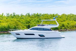 New Ferretti Yachts 550 Motor Yacht For Sale