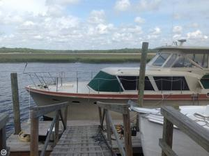 Used Hatteras 41 Double Cabin Cruiser Boat For Sale